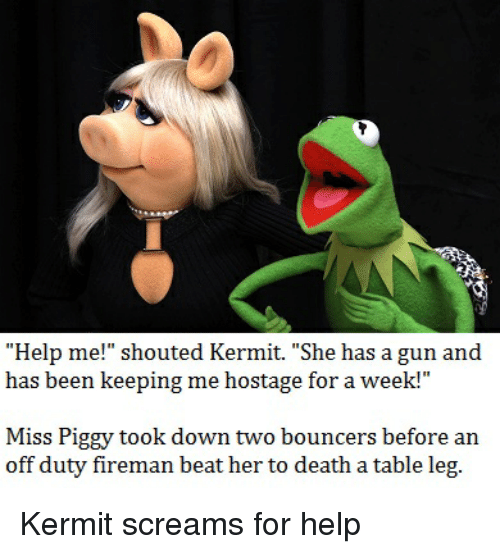 🅱️ 25+ Best Memes About Kermit Screaming | Kermit Screaming Memes