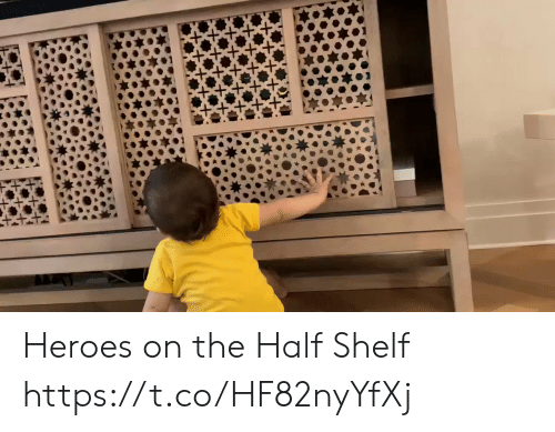 Memes, Heroes, and 🤖: Heroes on the Half Shelf https://t.co/HF82nyYfXj