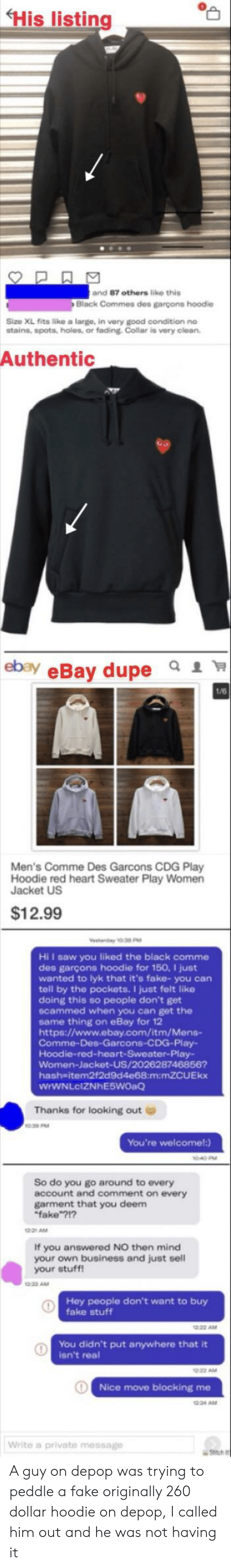 cf14b36a9cb42 🅱 25+ Best Memes About Cdg