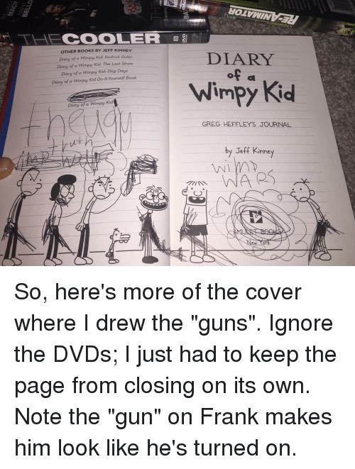 diary of a wimpy kid the last straw climax