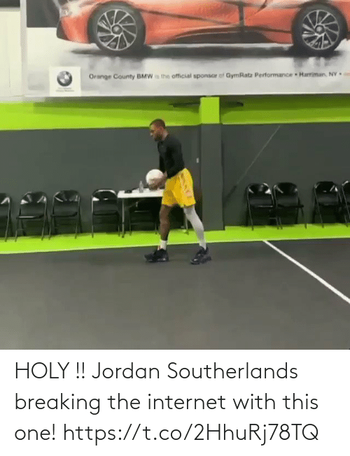 breaking: HOLY !! Jordan Southerlands breaking the internet with this one! https://t.co/2HhuRj78TQ