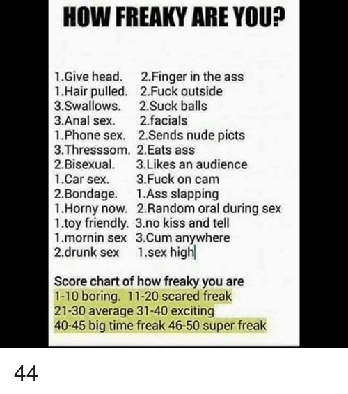 How To Be Freaky With Your Man