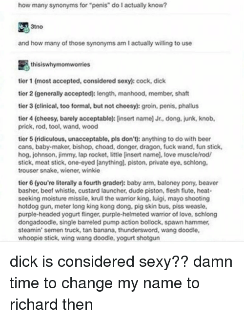 Sexy man synonym