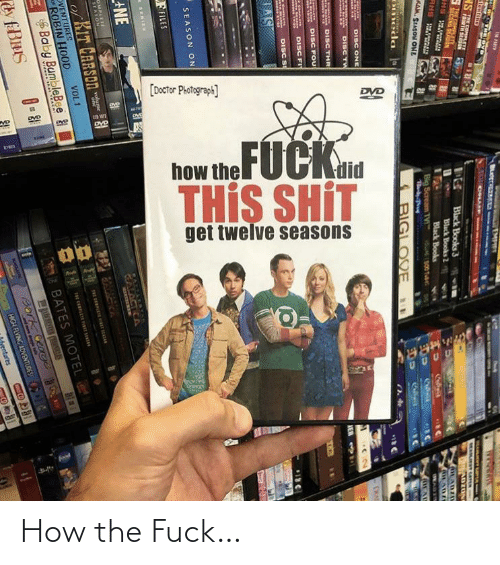 Fuck: How the Fuck…