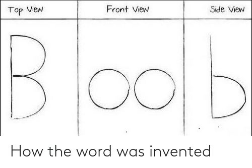 Word: How the word was invented