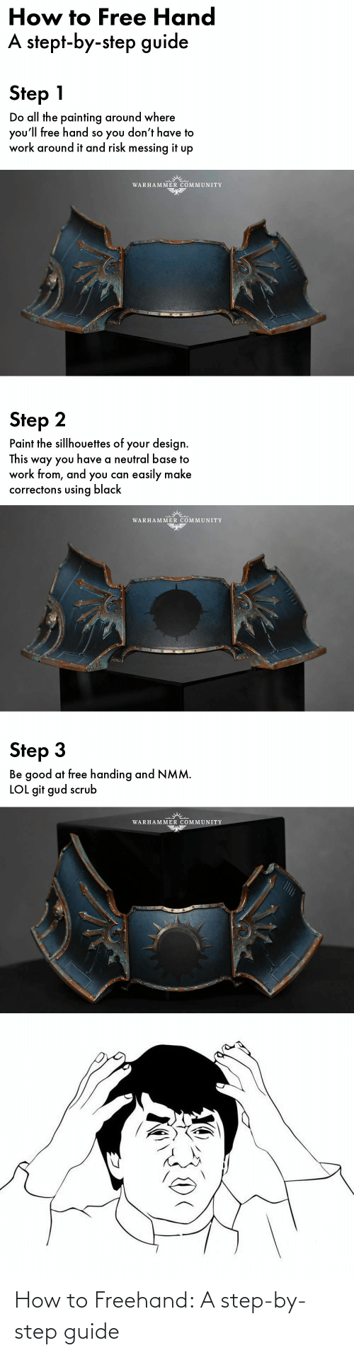 guide: How to Freehand: A step-by-step guide