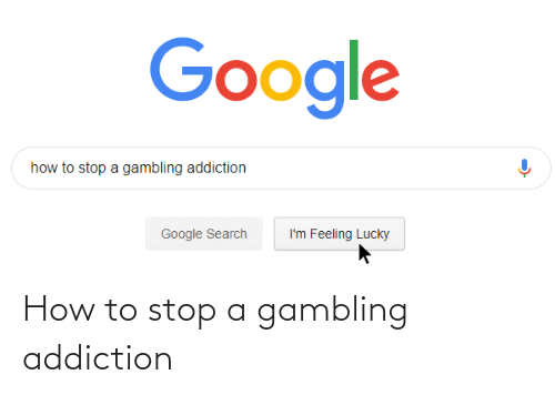 How To: How to stop a gambling addiction