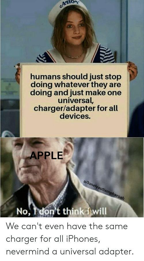 🅱️ 25+ Best Memes About Adapter | Adapter Memes