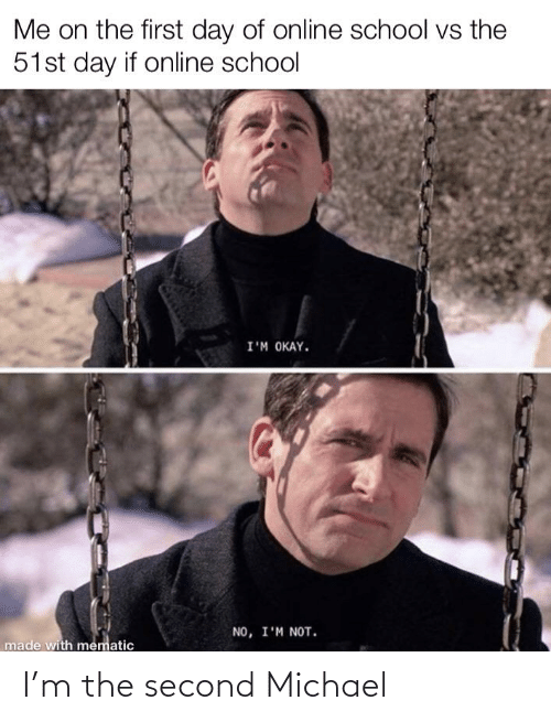 The Office: I'm the second Michael