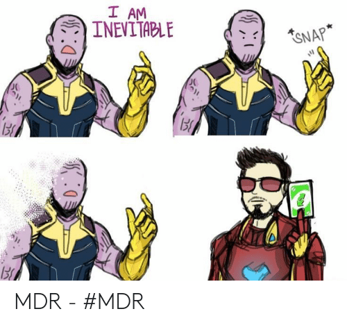 Mdr, Inevitable, and I Am: I AM  INEVITABLE  GNAP  BO MDR - #MDR