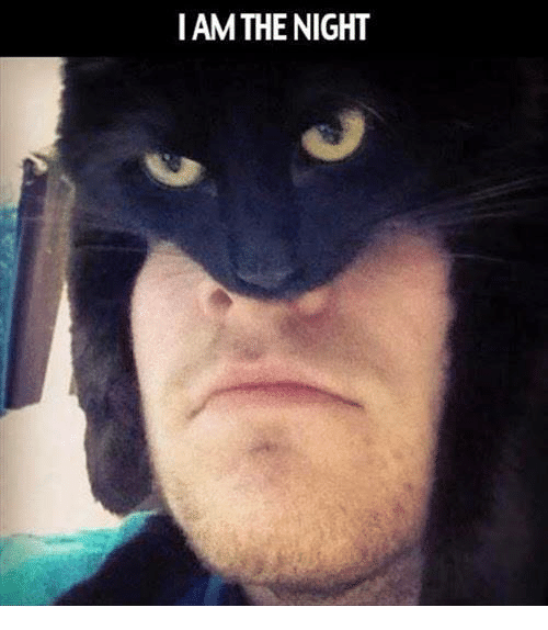 I Am The Night: I AM THE NIGHT