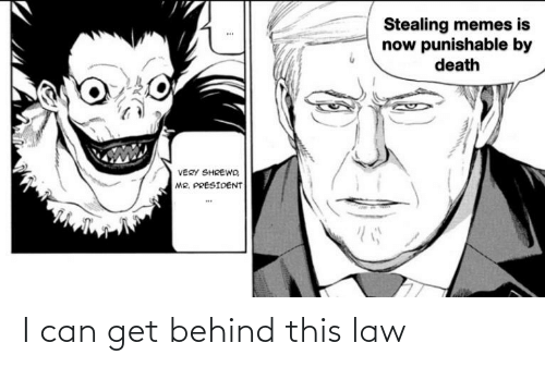 Can Get: I can get behind this law
