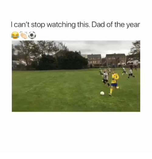 Dad, Memes, and 🤖: I can't stop watching this. Dad of the year