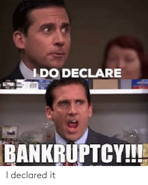 The Office: I declared it