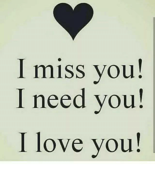 25 Best Memes About I Miss You I Need You I Love You I Miss