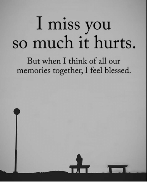 25 Best Memes About I Miss You So Much It Hurts I Miss You