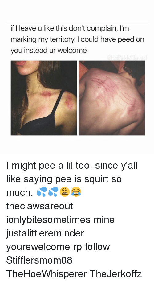 Is squirting and peeing the same thing
