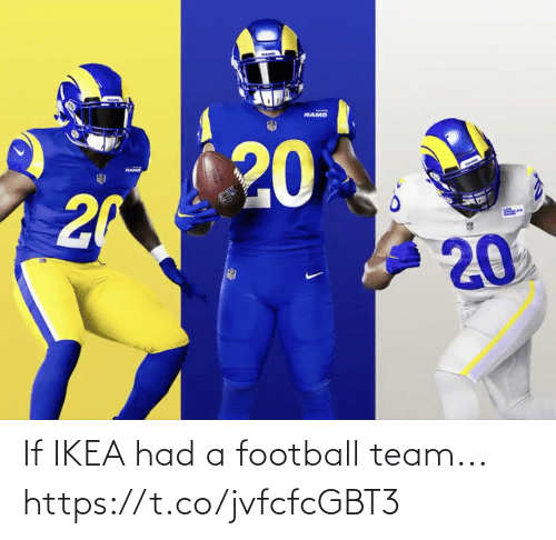 sports: If IKEA had a football team... https://t.co/jvfcfcGBT3