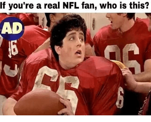 Funny, Who Is This, and  Nfl Fan: If you're a real NFL fan, who is this?  AD