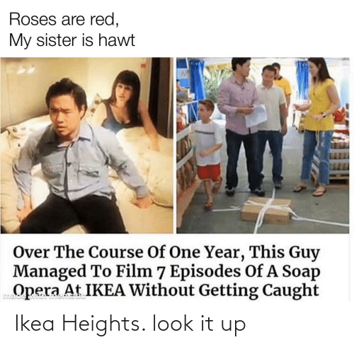 Heights: Ikea Heights. look it up