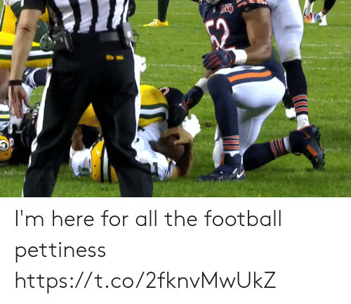 ballmemes.com: I'm here for all the football pettiness     https://t.co/2fknvMwUkZ