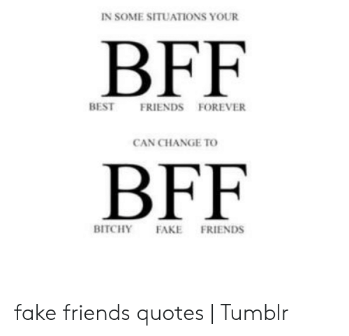 🅱️ 25+ Best Memes About Fake Friends Quotes | Fake Friends ...