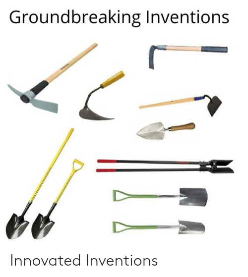 inventions: Innovated Inventions