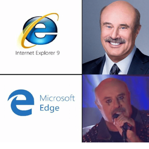 Internet, Microsoft, and Internet Explorer: Internet Explorer 9  Microsoft  Edge