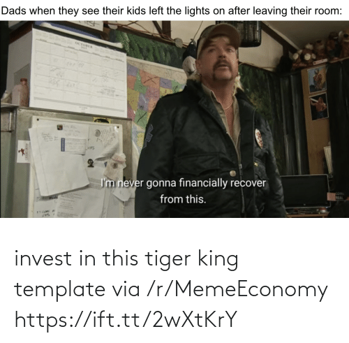 Ift Tt: invest in this tiger king template via /r/MemeEconomy https://ift.tt/2wXtKrY