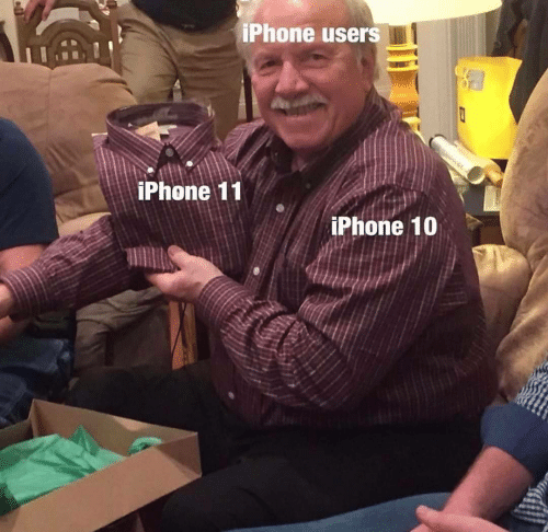 Users: iPhone users  iPhone 11  iPhone 10