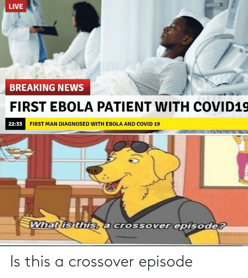 episode: Is this a crossover episode