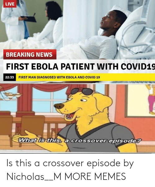 episode: Is this a crossover episode by Nicholas__M MORE MEMES