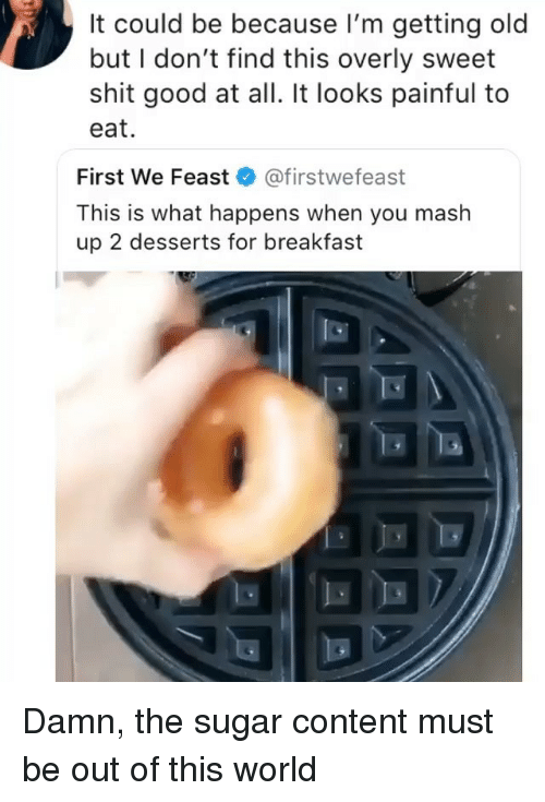 🅱️ 25+ Best Memes About First We Feast | First We Feast Memes