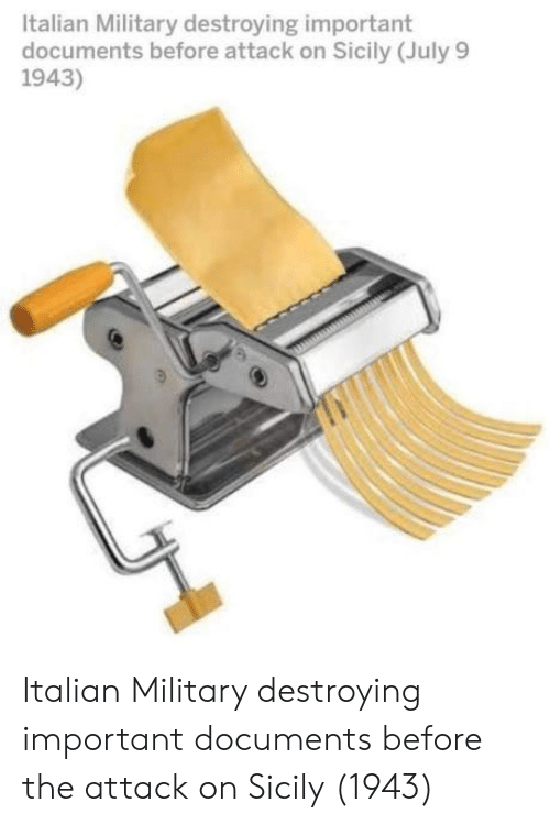 sicily: Italian Military destroying important  documents before attack on Sicily (July 9  1943) Italian Military destroying important documents before the attack on Sicily (1943)