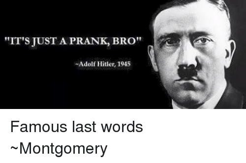 words to describe hitler