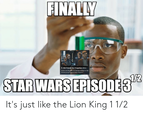 Lion King: It's just like the Lion King 1 1/2