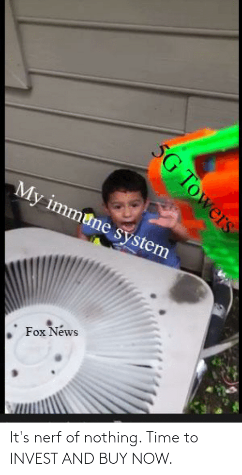nerf: It's nerf of nothing. Time to INVEST AND BUY NOW.