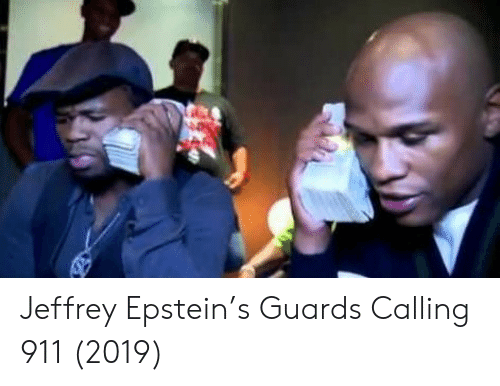 Guards: Jeffrey Epstein's Guards Calling 911 (2019)