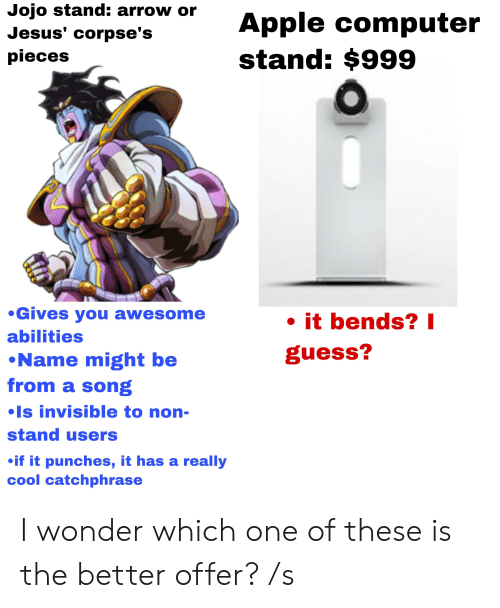🅱️ 25+ Best Memes About Jojo Stand | Jojo Stand Memes