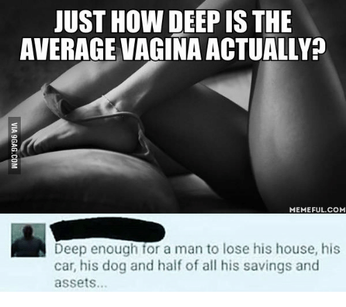How deep is a vagina — pic 10