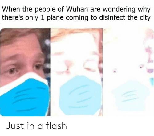 In A Flash: Just in a flash