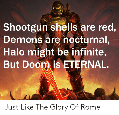 Just Like: Just Like The Glory Of Rome