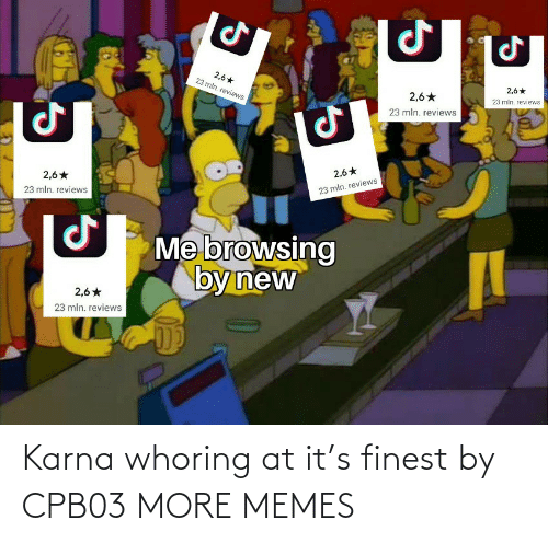 Whoring: Karna whoring at it's finest by CPB03 MORE MEMES