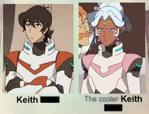 Keith, Cooler, and The Cooler: Keith  The cooler Keith