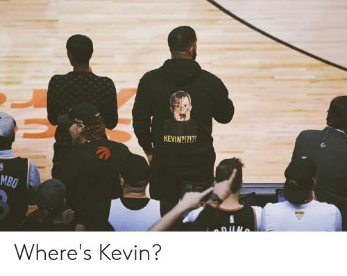 Kevin, Mbo, and Wheres: KEVIN?!?!?!  MBO Where's Kevin?