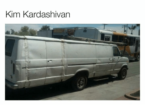 Dank, 🤖, and Kim: Kim Kardashivarn