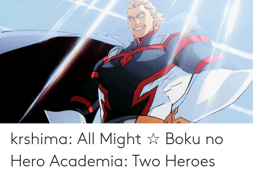 🅱️ 25+ Best Memes About All Might Boku No Hero Academia