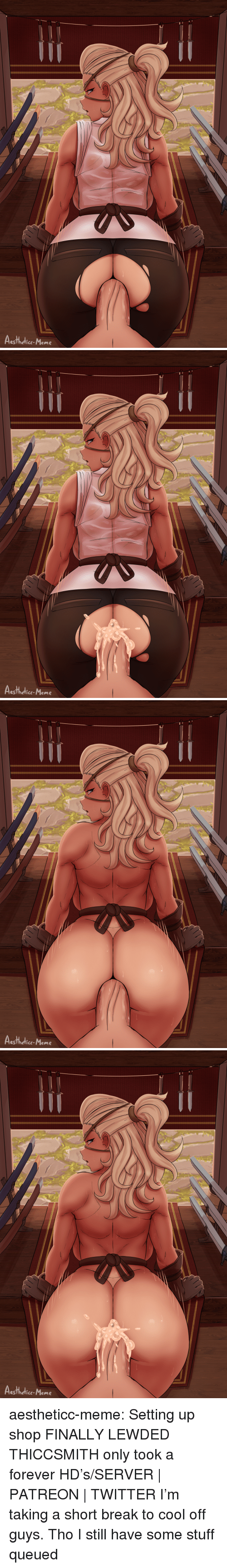 Gg, Meme, and Target: L2  esThefice-Meme   L2  esThefice-Meme   esThefice-Meme   esThefice-Meme aestheticc-meme: Setting up shop FINALLY LEWDED THICCSMITH only took a forever HD's/SERVER| PATREON| TWITTER I'm taking a short break to cool off guys. Tho I still have some stuff queued