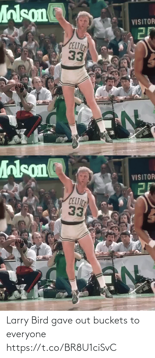 buckets: Larry Bird gave out buckets to everyone https://t.co/BR8U1ciSvC