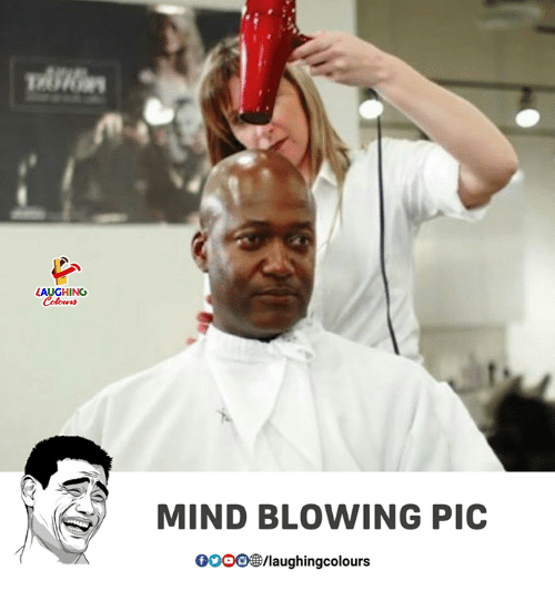 Mind, Indianpeoplefacebook, and Laughing: LAUGHING  Colours  MIND BLOWING Pic  0OOO/laughingcolours